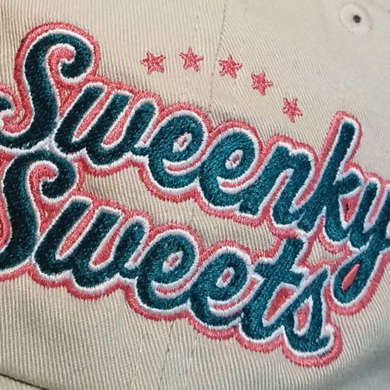 Sweenky Sweets Hats & Tee Uniforms